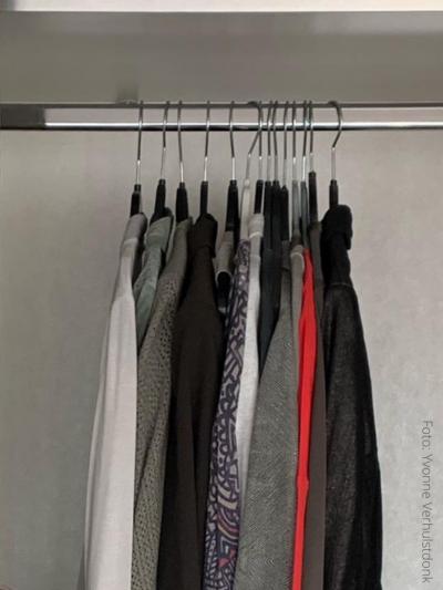 Online garderobe check